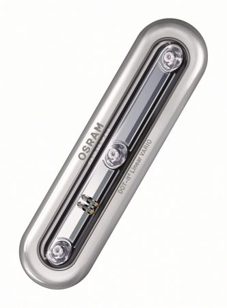 Osram DOT-it LINEAR Vario Silber lineare LED Leuchte