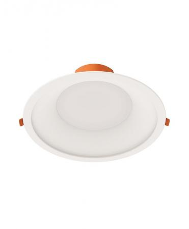 23W Osram Punctoled DL 200 LED-Downlight 4000K