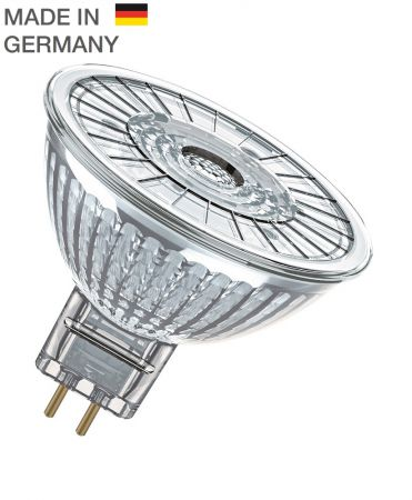 3W = 20W 36° 2700K ND OSRAM STAR MR16 20 GU5.3 Strahler Glas warmweiß