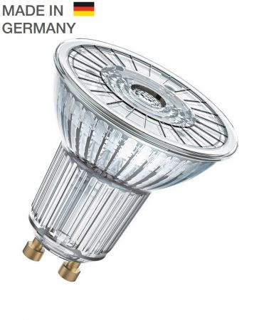 5.9W = 50W 2700K 36° DIMM Osram Parathom Advanced PAR16 50 GU10 LED Strahler