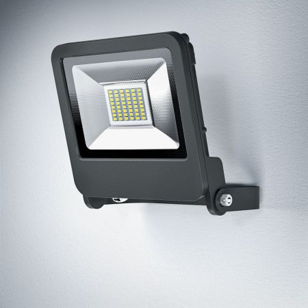 Osram LED Endura Floodlight 30W LED Strahler Grau 3000K