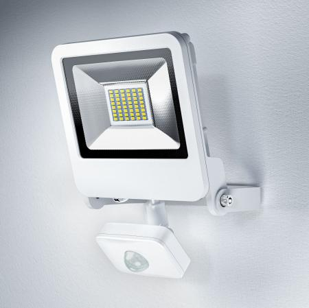 Osram LED Endura Floodlight 30W LED Strahler weiß Sensor 3000K