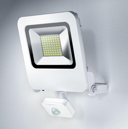 Osram LED Endura Floodlight 50W LED Strahler weiß Sensor 3000K