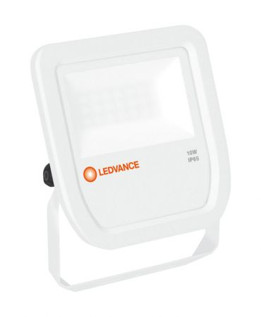 LEDVANCE FLOODLIGHT 10 W 3000 K IP65 WT