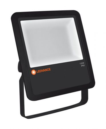 LEDVANCE FLOODLIGHT 135 W 6500 K IP65 BK