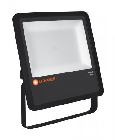 LEDVANCE FLOODLIGHT 180 W 4000 K IP65 BK