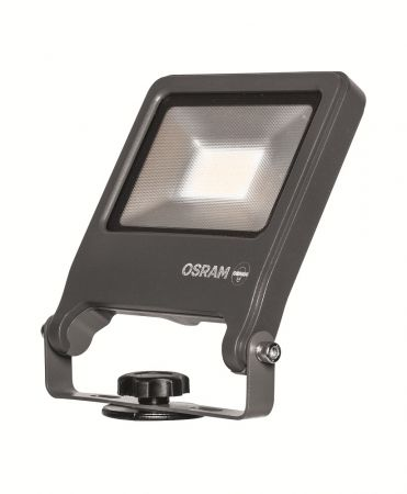 Osram LED Endura Garden Spike 20W LED Strahler grau 3000K
