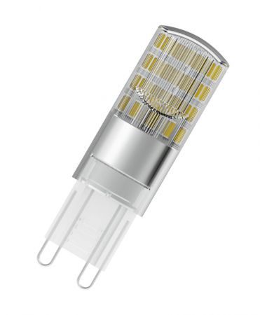2.8W = 30W 4000K 300° ND OSRAM LED STAR PIN 30 G9 weiß