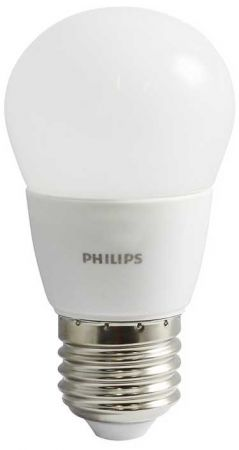 4W = 25W 2700K ND Philips CorePro LEDluster ND 4-25W E27 827 P48 FR