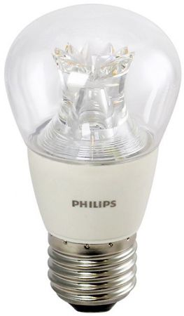 4W = 40W 2700K DIMTONE Philips MASTER LEDluster DT 4-25W E27 827 P48 CL