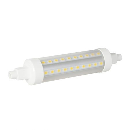 8W = 60W 2700K 360° ND BIOLEDEX VEO R7s J118 LED Lampe