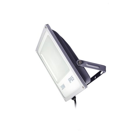 BIOLEDEX TODAL 30W LED Fluter 120° 2400lm 4000K Grau