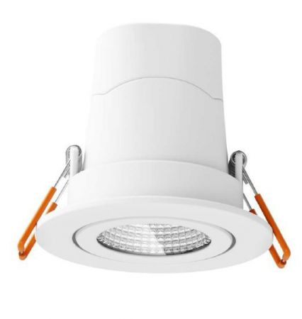 6W Osram Punctoled COB 50 36° LED-Downlight 3000K