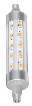 6.5W = 60W 3000K 300° ND Philips CorePro LEDLinear R7s 118mm