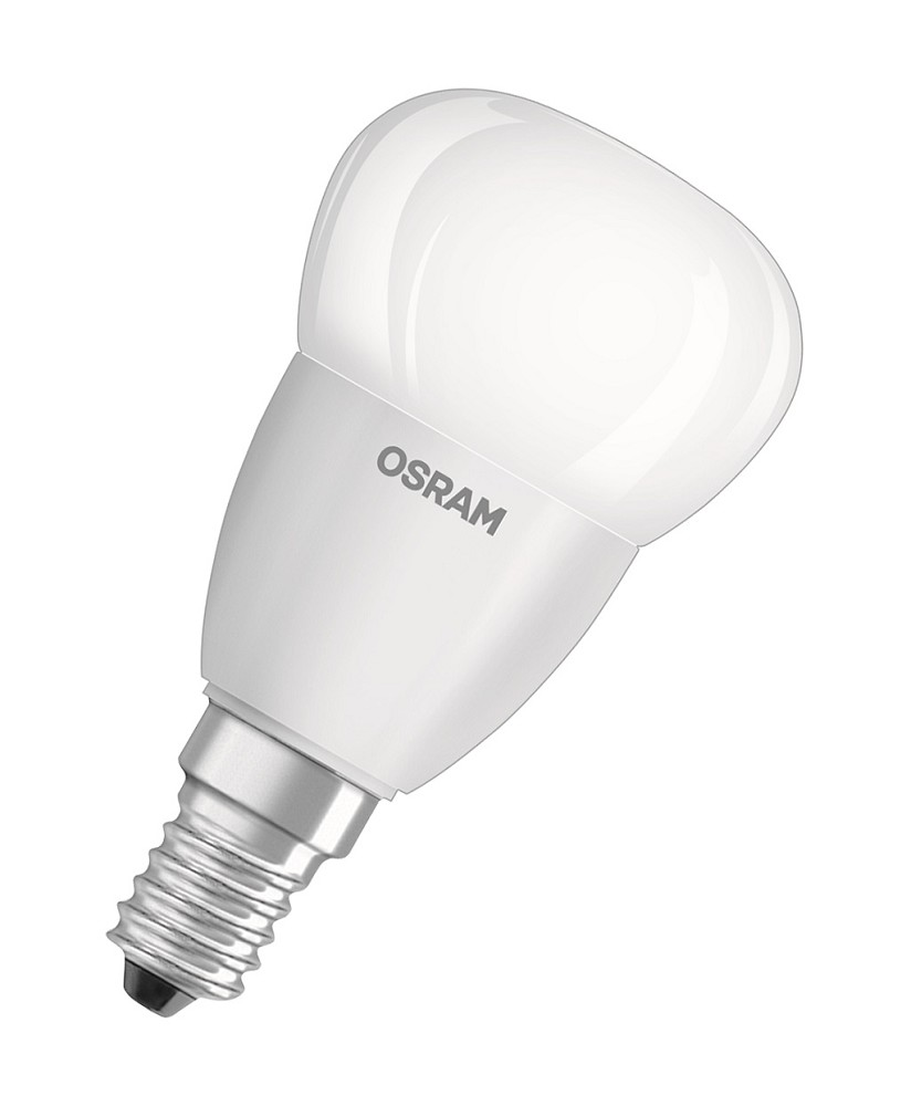 5 8w 40w 4000k nd 200 osram led star p40 e14 matt led lampen osram bioledex toshiba. Black Bedroom Furniture Sets. Home Design Ideas