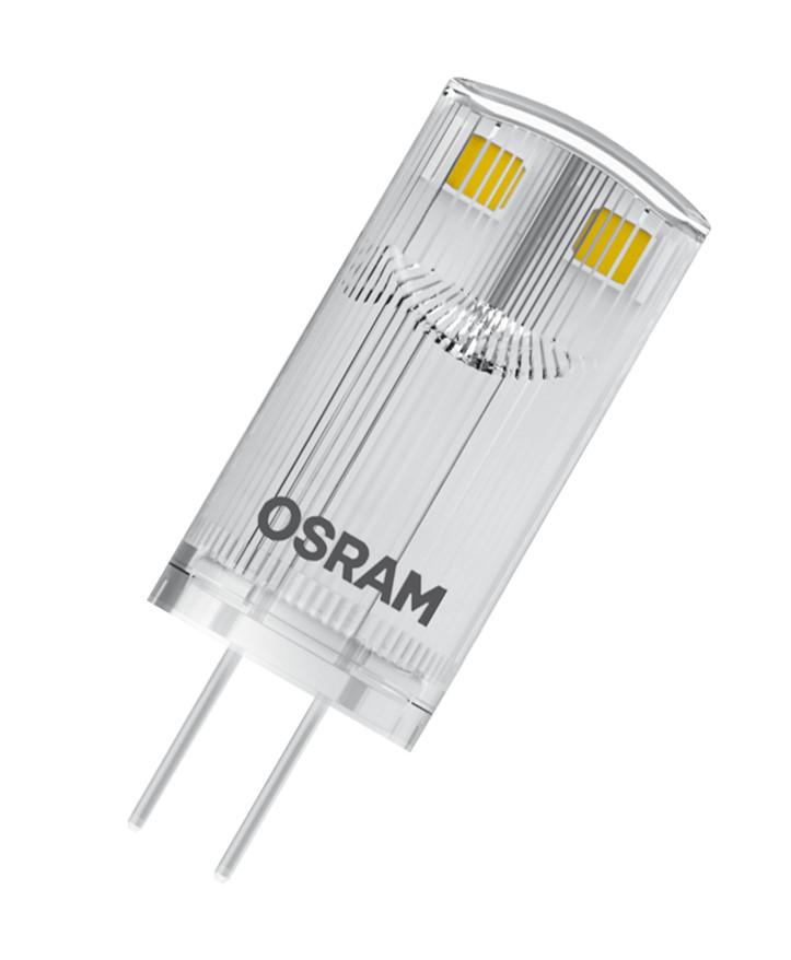 0.9W = 10W 2700K 300° ND Osram LED Star 12V PIN 10 G4 - LED-Lampen ...