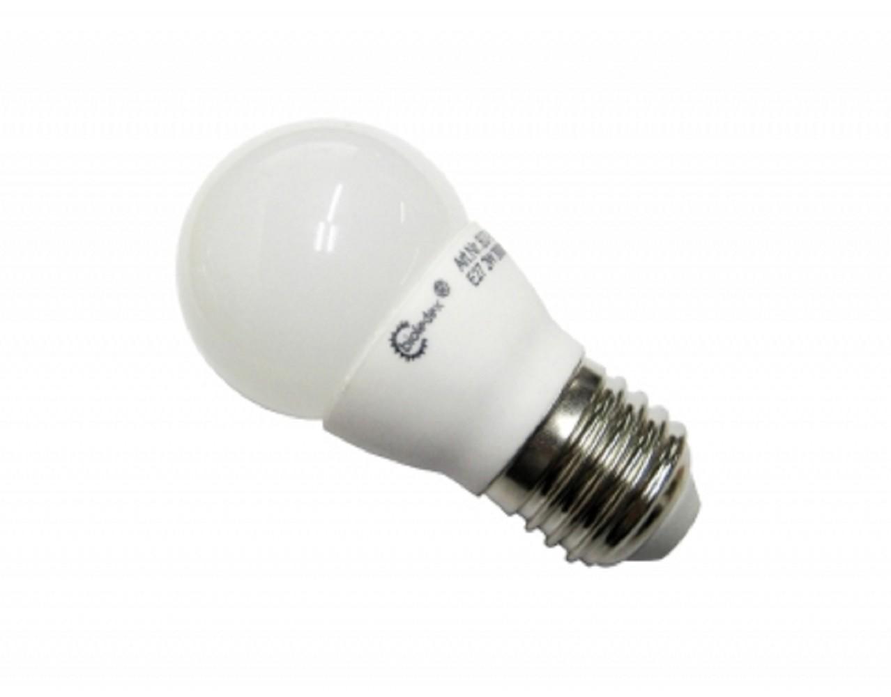 3W BIOLEDEX? TEMA LED Birne E27 250 Lumen Warmweiss = 25W - LED ...