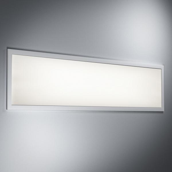 36w osram led planon pure panel 3000k 30x120 cm led lampen osram bioledex toshiba. Black Bedroom Furniture Sets. Home Design Ideas